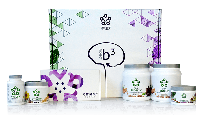 Amare Global Project b3 Pack