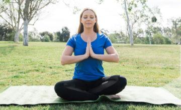 Meditate (image)