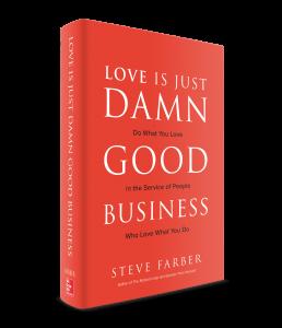 Steve Farber Book (image)