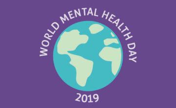 World Mental Health Day 2019 (image)