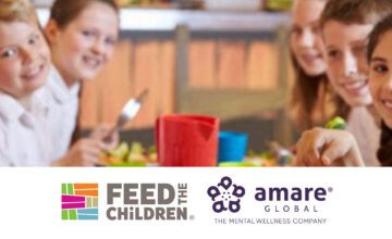 Amare x Feed the Children